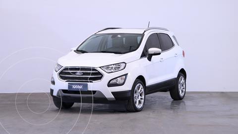 Ford EcoSport Titanium 1.5L usado (2018) color Blanco Oxford precio $2.290.000