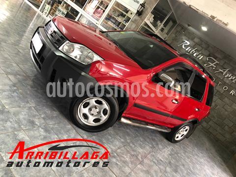 foto Ford EcoSport 1.6L 4x2 XL Plus usado (2012) color Rojo Bari precio $750.000