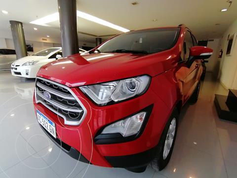 Ford EcoSport SE 1.5L usado (2018) color Rojo precio $1.900.000