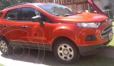 Ford EcoSport 1.6L SE usado (2014) color Naranja precio $1.250.000