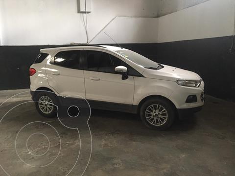 Ford EcoSport 1.6L SE usado (2016) color Blanco precio $1.330.000