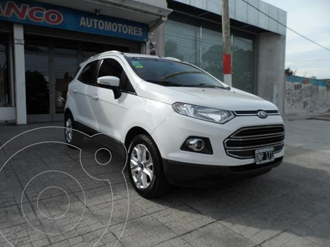 Ford EcoSport Titanium 2.0L Aut usado (2015) color Blanco financiado en cuotas(anticipo $725.000)