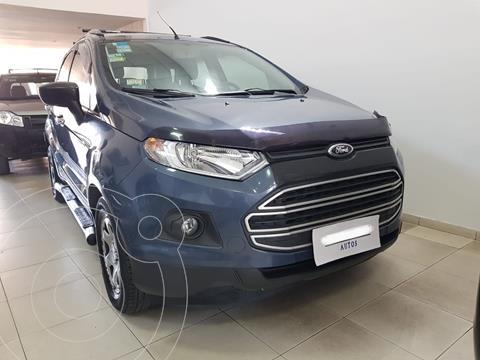 Ford EcoSport 1.6L SE usado (2013) color Azul Oceano precio $1.250.000