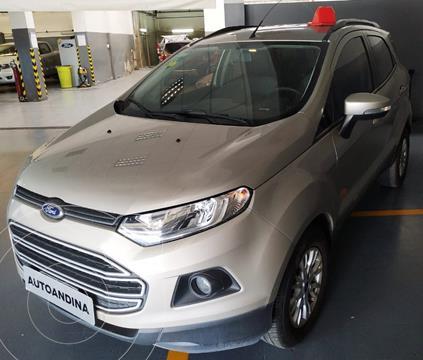 Ford EcoSport 1.6L SE usado (2015) color Perla Ocre precio $1.230.000