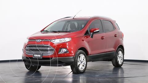 Ford EcoSport 1.6L Titanium usado (2015) color Rojo Marte precio $1.550.000