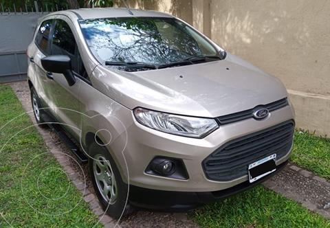 Ford EcoSport 1.6L S usado (2013) color Perla Ocre precio $1.200.000