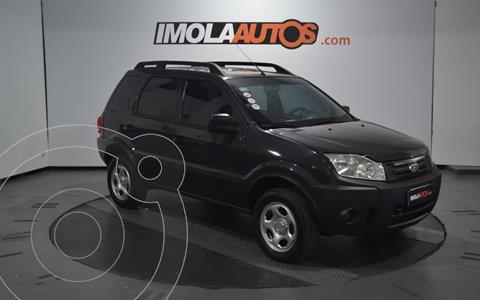 Ford EcoSport 1.6L 4x2 XLS usado (2011) color Negro Ebony precio $820.000