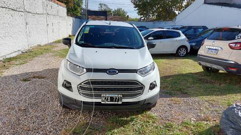 Ford EcoSport 1.6L SE usado (2014) color Blanco precio $1.270.000