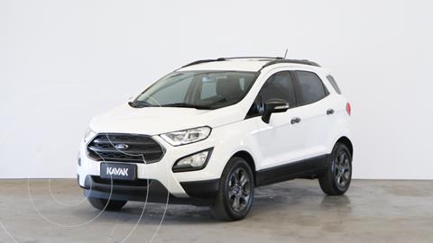Ford EcoSport Freestyle 1.5L usado (2017) color Blanco Oxford precio $1.910.000