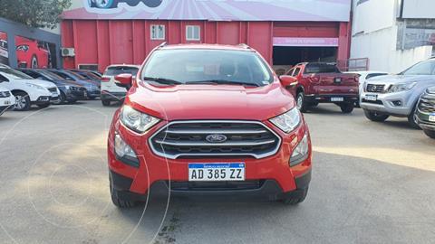 Ford EcoSport 1.5L SE TDi usado (2019) color Rojo precio $2.070.000
