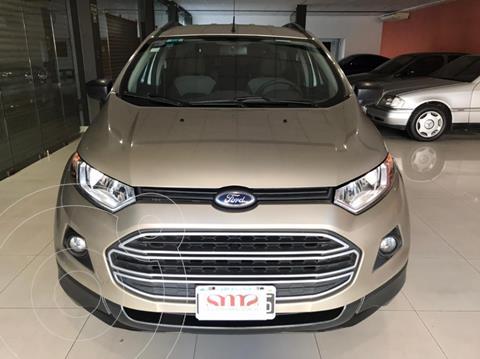 Ford EcoSport 1.6L SE usado (2013) color Beige precio $1.250.000