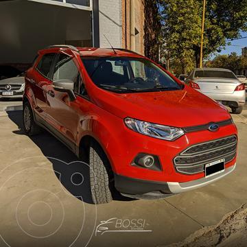 Ford EcoSport 1.6L Freestyle usado (2015) color Rojo precio $1.400.000