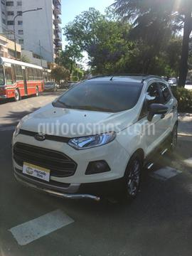 Ford EcoSport FreeStyle 1.6L Sigma usado (2015) color Crema precio $770.000