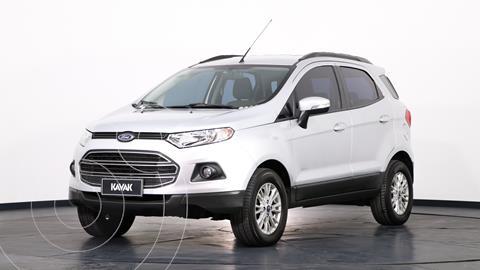 Ford EcoSport 1.6L SE usado (2016) color Plata precio $1.610.000
