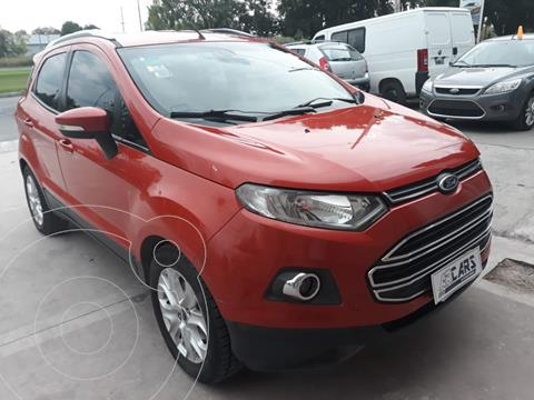 Ford EcoSport 1.6L Titanium usado (2013) color Naranja financiado en cuotas(anticipo $650.000)