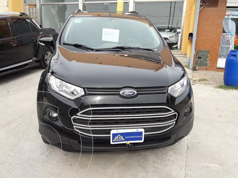 Ford EcoSport 1.6L SE usado (2015) color Negro Ebony financiado en cuotas(anticipo $750.000)