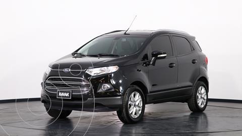 Ford EcoSport 1.6L Titanium usado (2015) color Negro precio $1.740.000