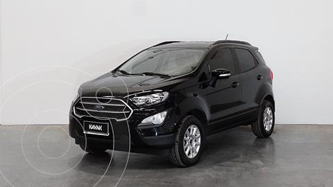 Ford EcoSport SE 1.5L usado (2020) color Negro Ebony precio $2.430.000