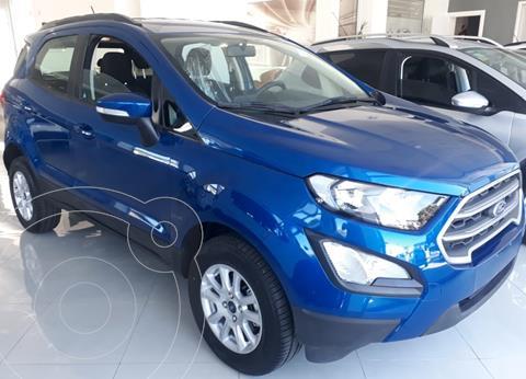 Ford EcoSport SE 1.5L Dragon usado (2019) color Azul Electrico precio $2.300.000