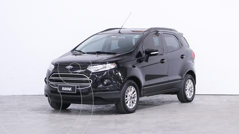 Ford EcoSport 1.6L SE usado (2016) color Negro Ebony precio $1.580.000