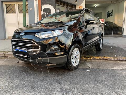 Ford EcoSport SE 1.6L MT usado (2016) color Negro precio $1.590.000