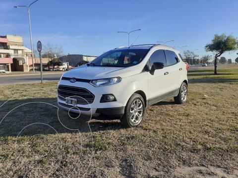Ford EcoSport 1.6L Freestyle usado (2015) color Blanco precio $1.450.000