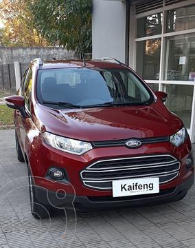 Ford EcoSport 1.5L SE TDi usado (2016) color Rojo Bari financiado en cuotas(anticipo $864.000)