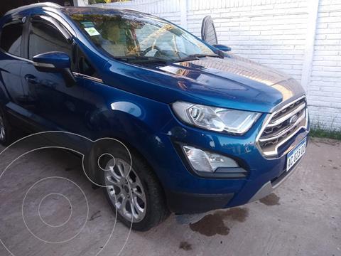 Ford EcoSport Titanium 2.0L Aut usado (2018) color Azul Electrico precio $2.380.000