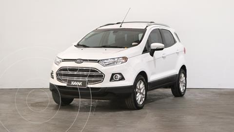 Ford EcoSport 1.6L Titanium usado (2017) color Blanco Oxford precio $1.790.000