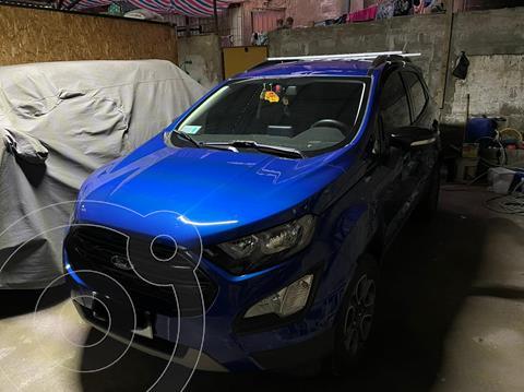Ford Ecosport 1.5L Freestyle usado (2020) color Azul precio $15.000.000