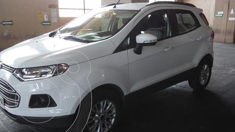 Ford Ecosport SE 1.6L usado (2017) color Blanco precio $10.380.000