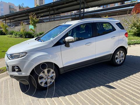 Ford Ecosport SE 1.6L Titanium usado (2015) color Blanco precio $8.700.000