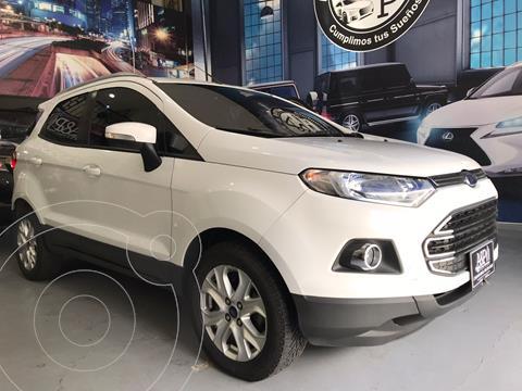 Ford Ecosport Titanium Aut  usado (2015) color Blanco precio $45.000.000