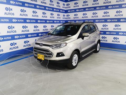 Ford Ecosport SE Aut   usado (2015) color Beige Rivera financiado en cuotas(anticipo $6.000.000)