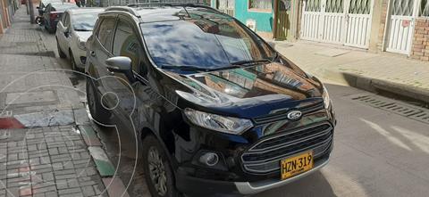 Ford Ecosport FreeStyle 4x2 usado (2015) color Negro Ebano precio $49.000.000