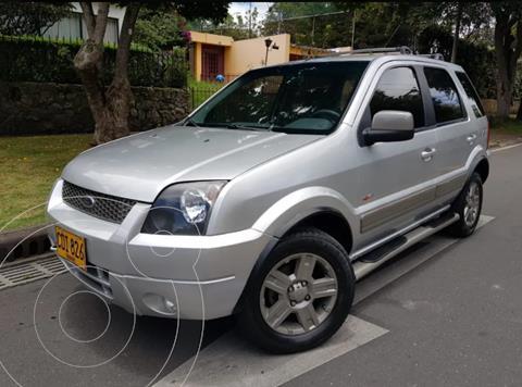 Ford Ecosport 2.0 XLT 4X4 usado (2006) color Plata precio $26.400.000