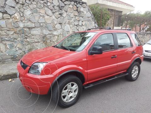 Ford Ecosport 2.0L XLT 4x2 usado (2005) color Rojo precio u$s8.500