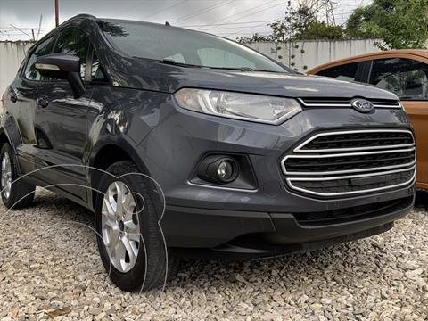 Ford Ecosport TREND AT usado (2017) color Gris Oscuro precio $239,999