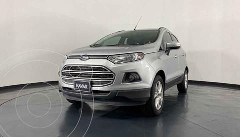 Ford Ecosport Trend Aut usado (2016) color Plata precio $222,999