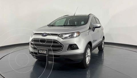 Ford Ecosport Trend Aut usado (2017) color Plata precio $247,999