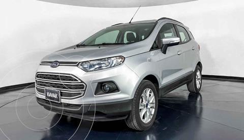 Ford Ecosport Trend Aut usado (2017) color Plata precio $244,999