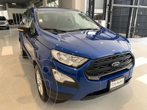 Ford Ecosport Impulse usado (2018) color Azul Acero precio $259,000