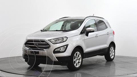 Ford Ecosport Trend Aut usado (2018) color Gris precio $221,000