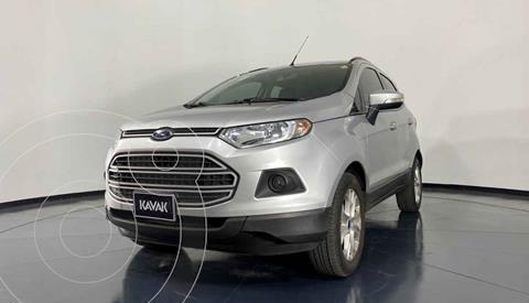 Ford Ecosport Trend Aut usado (2017) color Plata precio $242,999