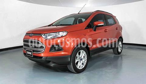 Ford Ecosport Trend Aut usado (2017) color Naranja precio $244,999