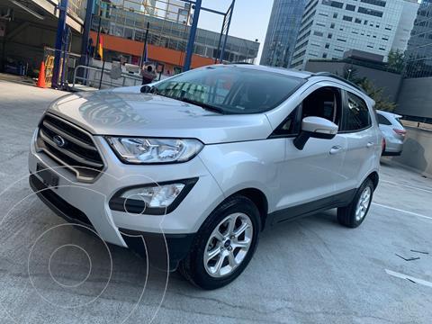 Ford Ecosport Trend Aut usado (2018) color Plata Dorado precio $235,000