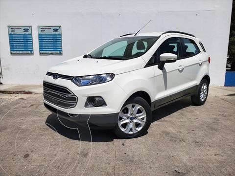 Ford Ecosport TREND AT usado (2017) color Blanco precio $270,000