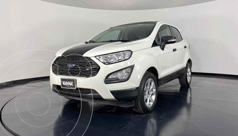 Ford Ecosport Impulse usado (2018) color Blanco precio $242,999