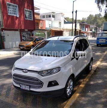 Ford Ecosport SE Aut usado (2014) color Blanco precio $163,000