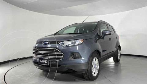 Ford Ecosport Trend Aut usado (2017) color Gris precio $244,999